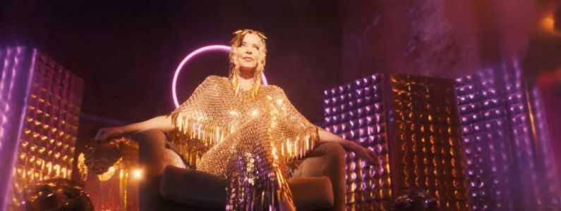 Kylie Minogue annonce Infinite Disco, un concert virtuel