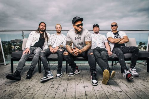 Bad Wolves:  départ du chanteur Tommy Vext