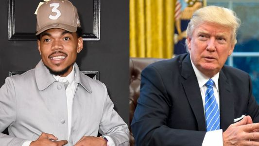 Chance The Rapper soutient Kanye West et Donald Trump !