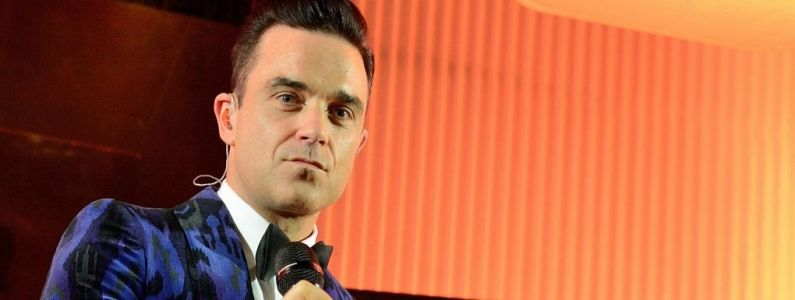 Robbie Williams:  Revivez sa performance pour l'ouverture de la Coupe du Monde