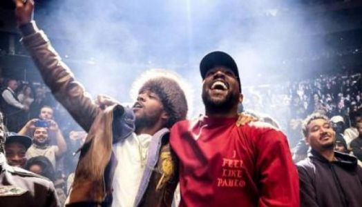 Kanye West & Kid Cudi:  Une collaboration à prévoir ?