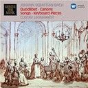 Gustav Leonhardt:  Bach: quodlibet, canons, songs, chorales & keyboard pieces