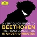 Ferdinand Leitner / L'orchestre Philharmonique de Berlin / Wilhelm Kempff:  Beethoven: the piano concertos in under 10 minutes
