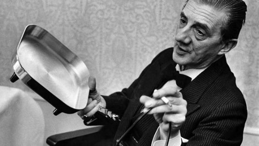 Sir John Barbirolli, chef d'orchestre
