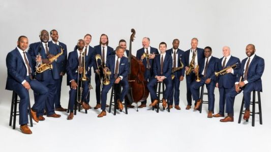 Jazz Trotter:  Brussels Jazz Orchestra & Jazz At Lincoln Center Orchestra