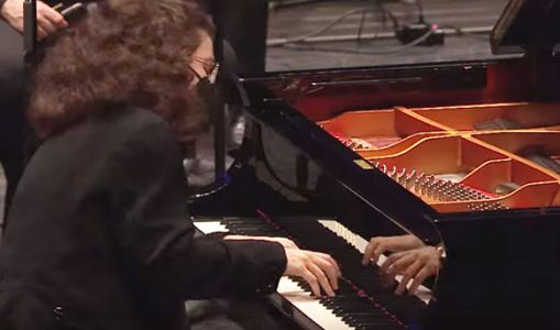 CONCERT LIVE STREAMING, critique. LILLE, sam 17 avril 2021. ORCHESTRE NATIONAL DE LILLE. MOZART:  Concerto pour piano n°21. Marie-Ange NGUCI, piano / David Reiland, direction