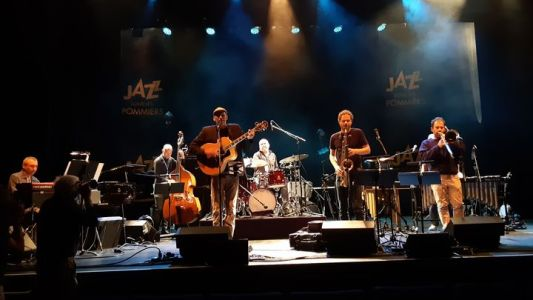 Hasse Poulsen Tom's Wild Years au Week-End Jazz Sous les Pommiers